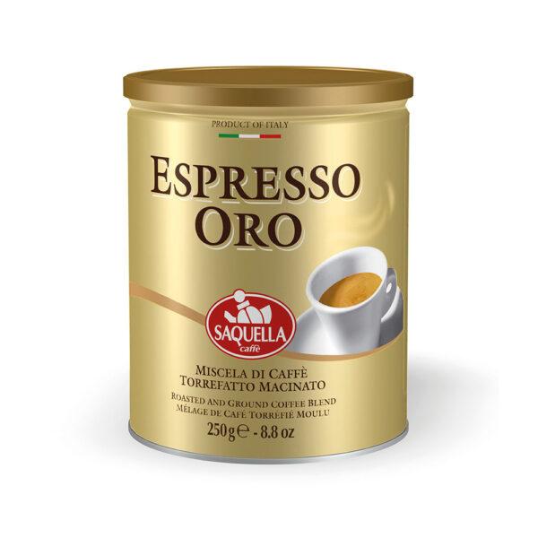 Caffè Macinato Espresso Oro