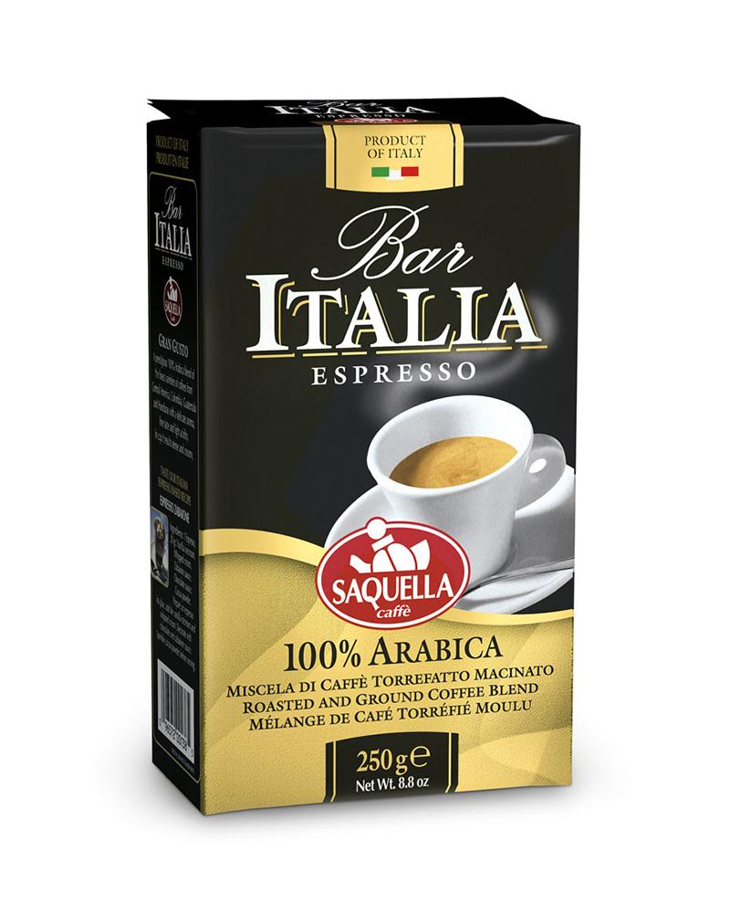 56652c988c914d Bar Italia 100% Arabica Bag – Saquella
